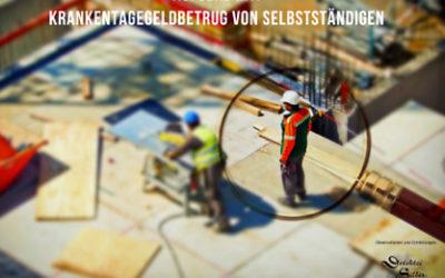 Krankentagegeldbetrug in Frankfurt durch Detekei aufgedeckt